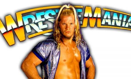 Chris Jericho WrestleMania 34