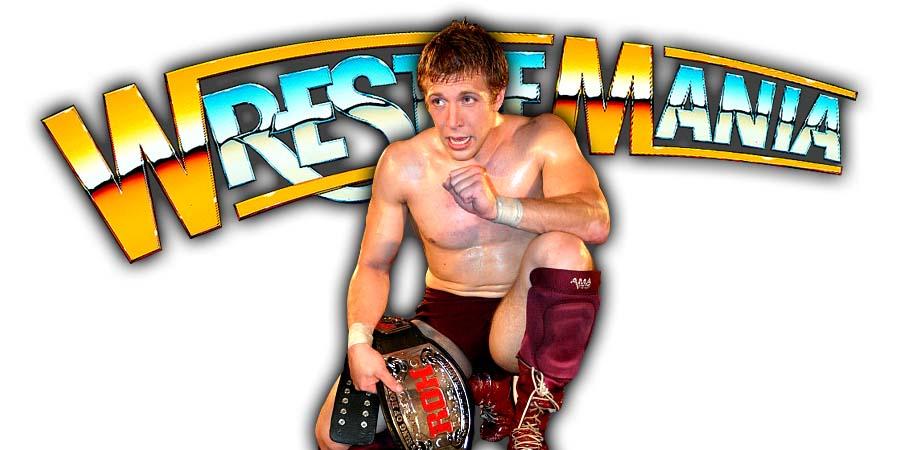Daniel Bryan WrestleMania 35