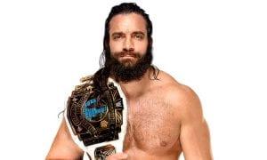 Elias Intercontinental Champion