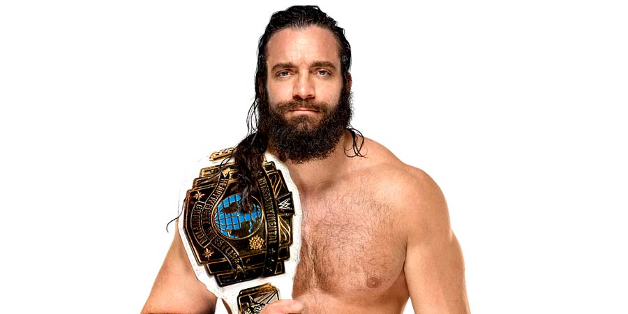Elias Intercontinental Champion