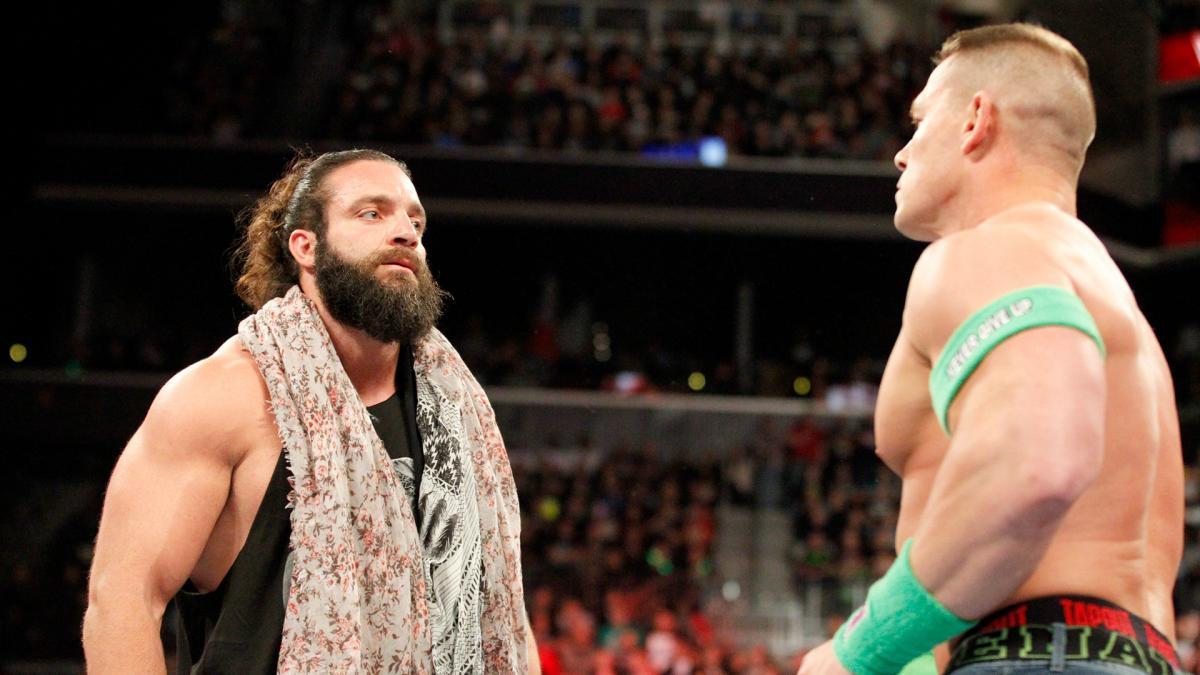 Elias & John Cena
