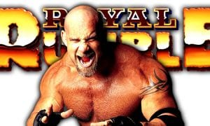 Goldberg Greatest Royal Rumble