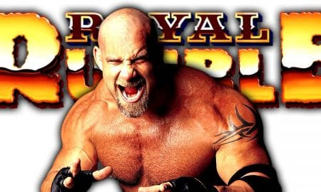 Goldberg Greatest Royal Rumble