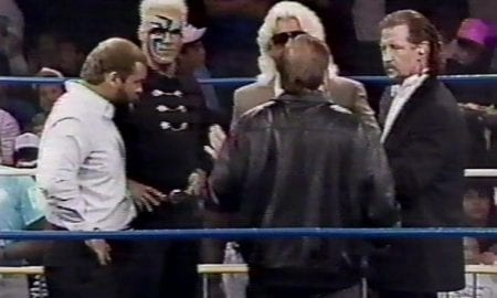 Horsemen Kick Sting Out (Clash of the Champions 10)