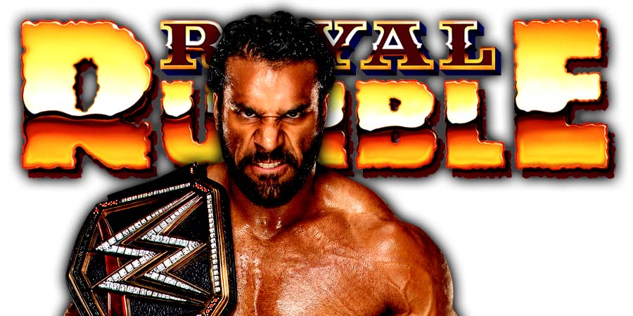 Jinder Mahal Greatest Royal Rumble Botch