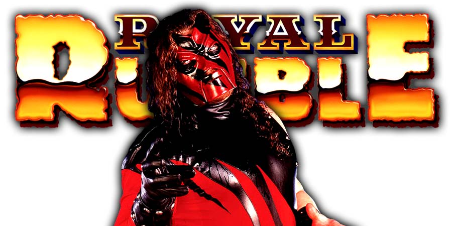 Kane Greatest Royal Rumble