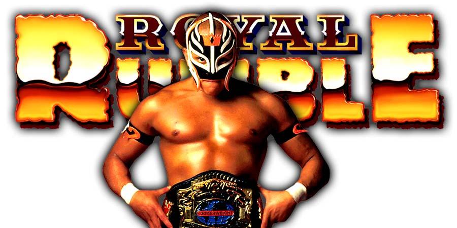 Rey Mysterio Greatest Royal Rumble