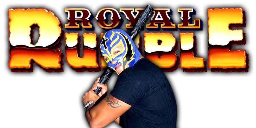 Rey Mysterio Jr Greatest Royal Rumble