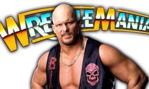 Stone Cold Steve Austin WrestleMania 34