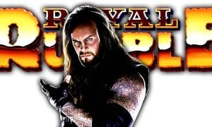 The Undertaker Greatest Royal Rumble