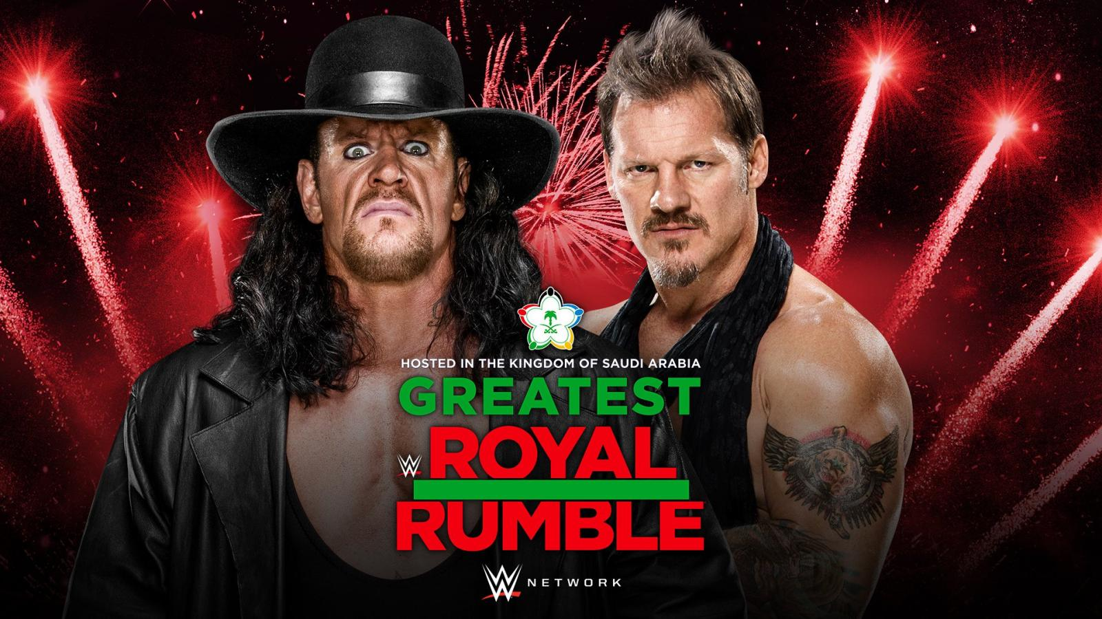 The Undertaker vs. Chris Jericho - Greatest Royal Rumble