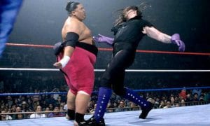 The Undertaker vs. Yokozuna Casket Match