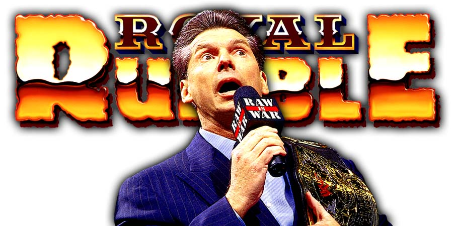 Vince McMahon Greatest Royal Rumble