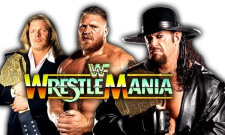 WrestleMania 34 (Live Coverage & Results) - Brock Lesnar vs. Roman Reigns II, The Undertaker vs. John Cena, Ronda Rousey's In-Ring Debut