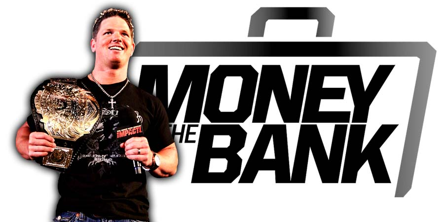 AJ Styles WWE Champion Money In The Bank 2018