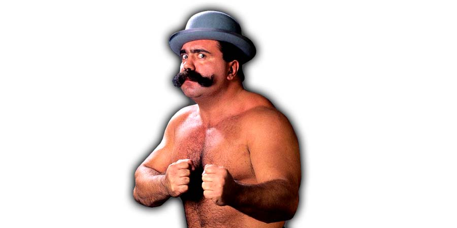 Big Bully Busick Passes Away