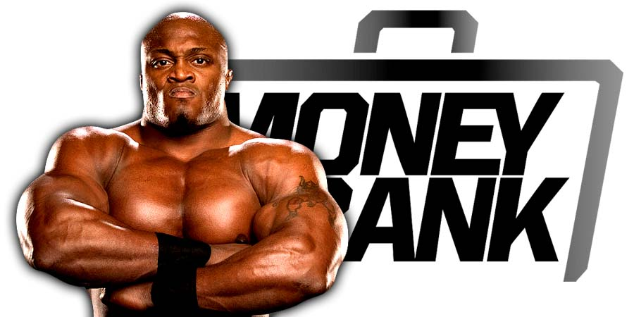 Bobby Lashley Money In The Bank 2018