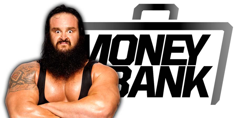 Braun Strowman Money In The Bank 2018
