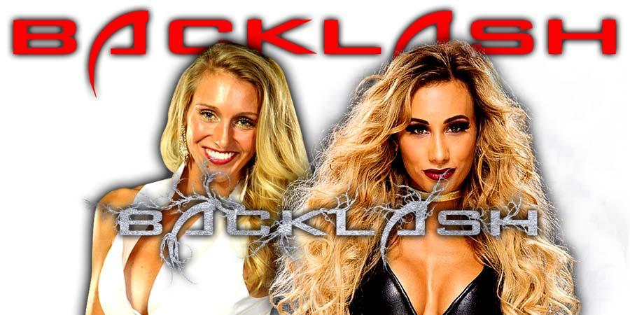 Carmella defeats Charlotte Flair at Backlash 2018