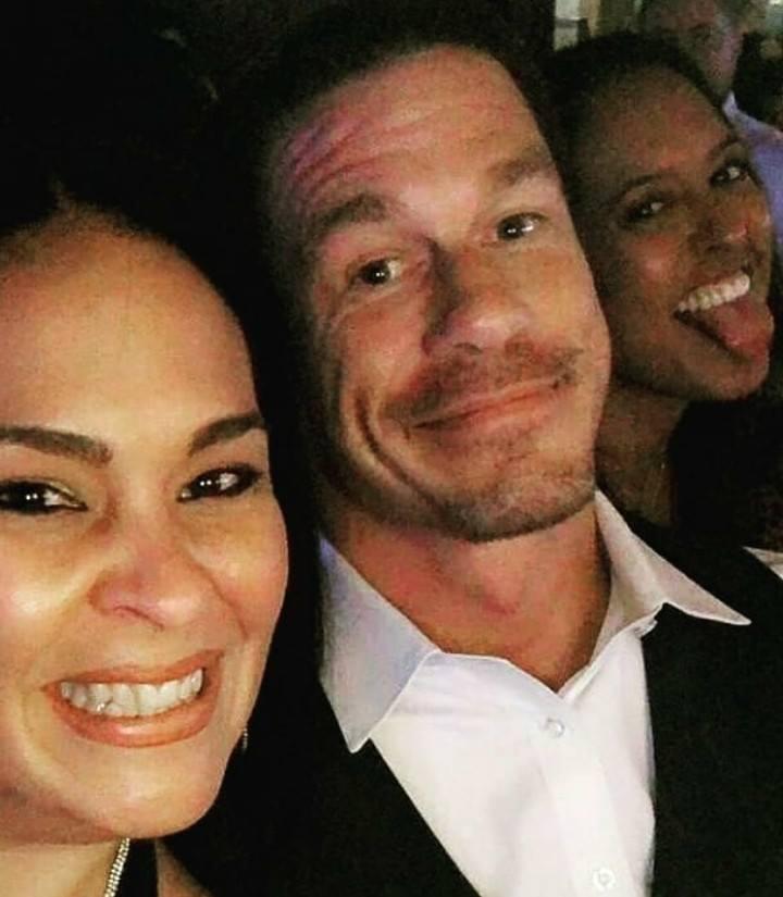 John Cena Facial Hair 2018 - 1