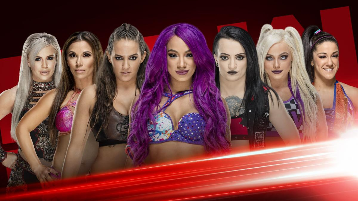 RAW Women Divas WWE