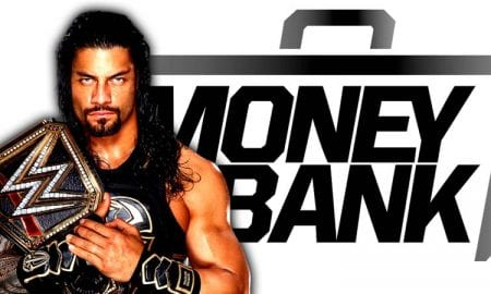 Roman Reigns Money In The Bank 2018