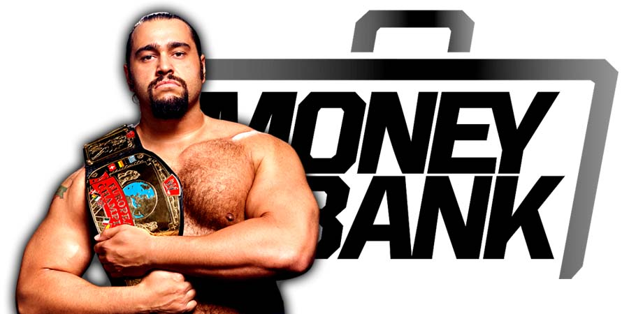 Rusev Money In The Bank 2018
