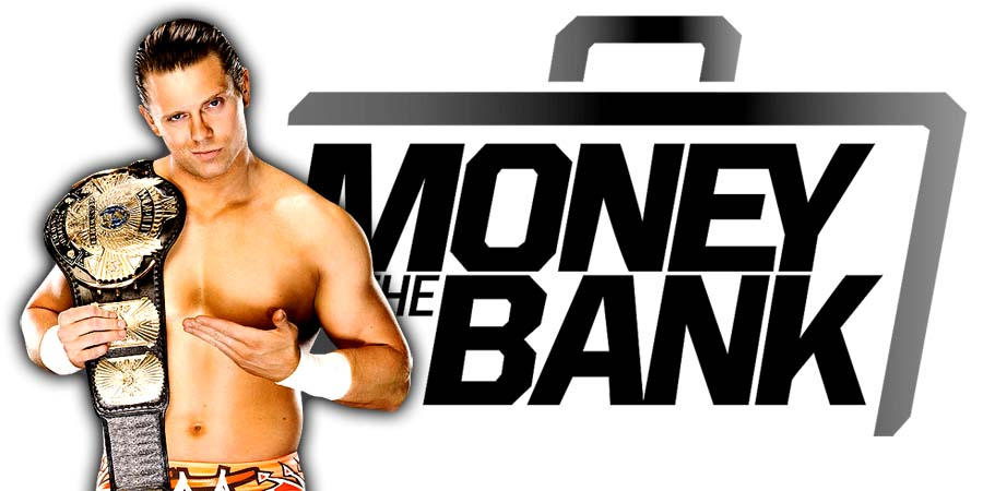 The Miz Money In The Bank 2018