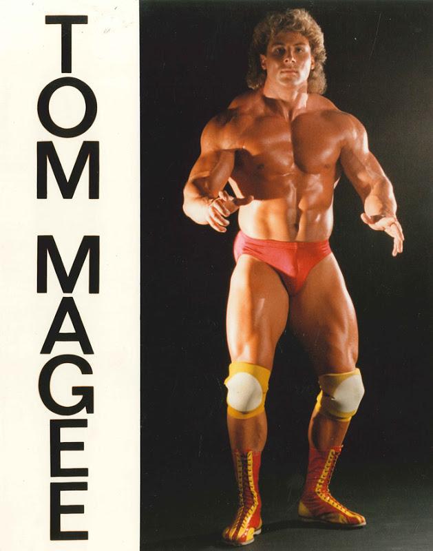 Tom MaGee WWF