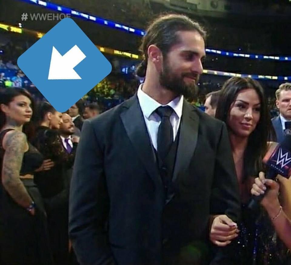 Zahra Schrieber (Seth Rollins' ex-girlfriend) dating Sonya Deville