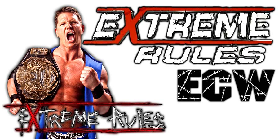 AJ Styles Extreme Rules 2018