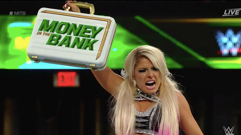 Money In The Bank 2018 - Ronda Rousey vs  Nia Jax