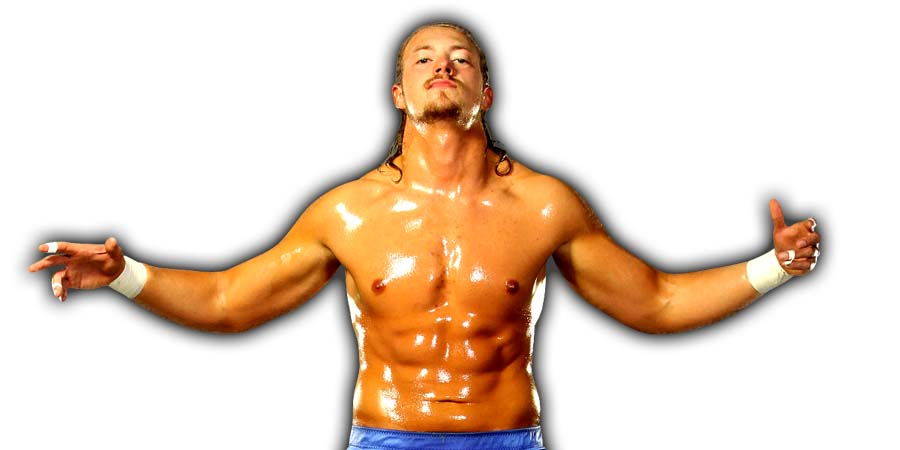 Big Cass Physique Muscles Abs WWE
