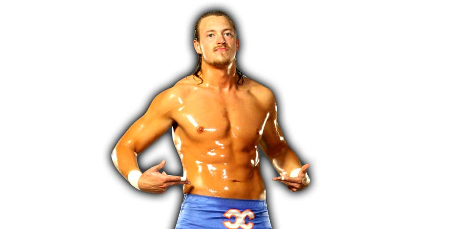 Big Cass Physique