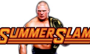 Brock Lesnar SummerSlam 2018