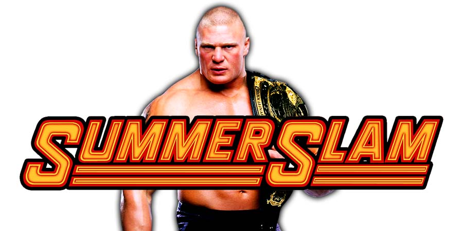 Brock Lesnar SummerSlam 2019