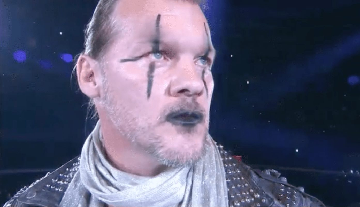 Chris Jericho Debuts New Look At NJPW Dominion 2018