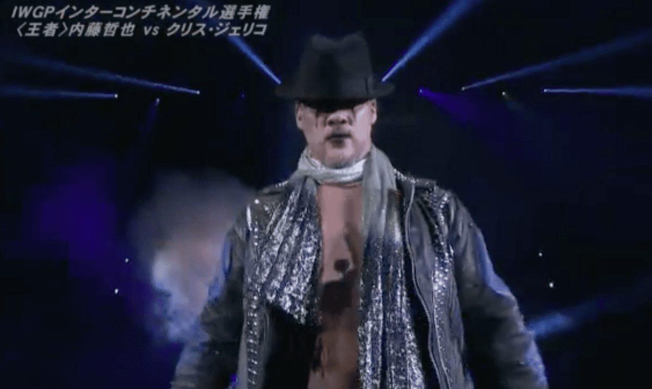 Chris Jericho NJPW Dominion 2018 Entrance