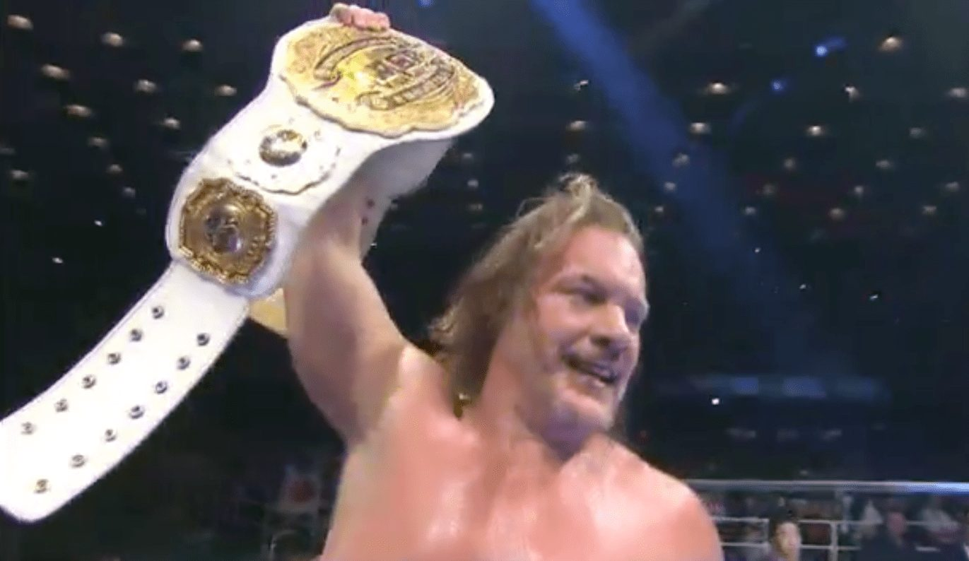 Chris Jericho wins IWGP Intercontinental Championship at NJPW Dominion by defeating Tetsuya Naito