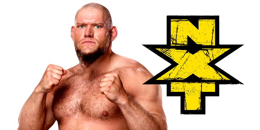 Lars Sullivan NXT