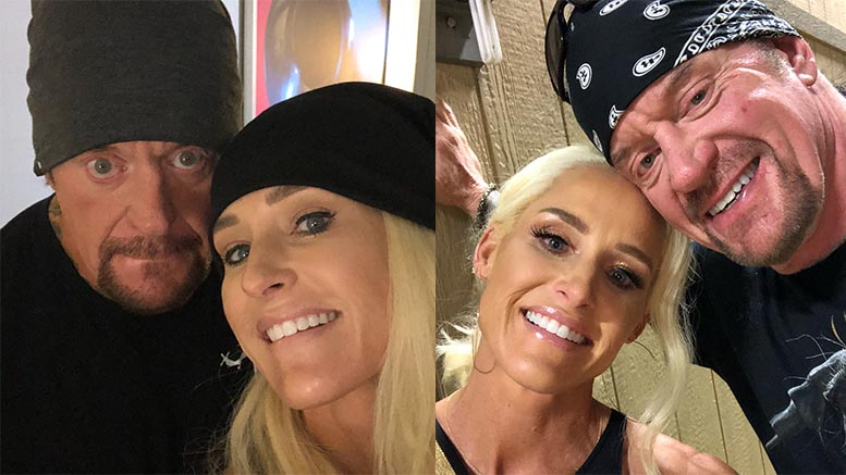 Photos From Recent Undertaker - Michelle McCool Date NightMichelle Mccool And Undertaker 2013