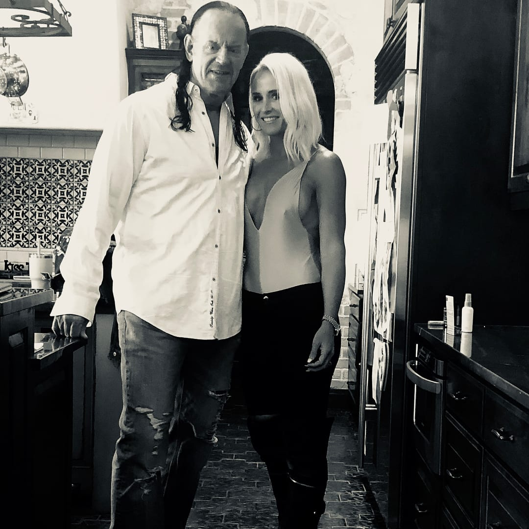 The Undertaker & Michelle McCool celebrate their 8th anniversary - 1