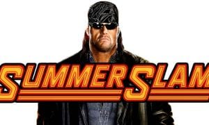 The Undertaker SummerSlam 2018