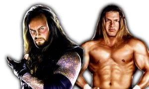 The Undertaker Triple H WWE Super Show-Down 2018 Australia MCG