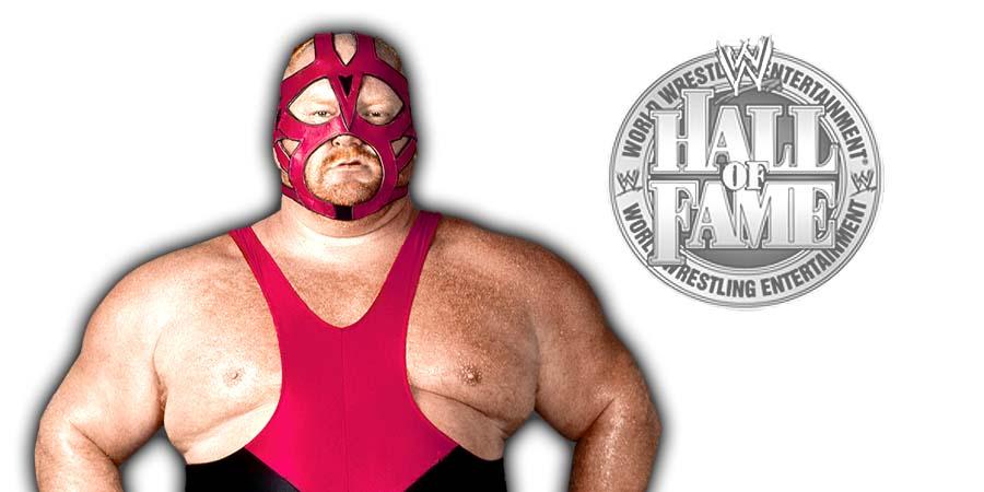 Vader WWE Hall of Fame