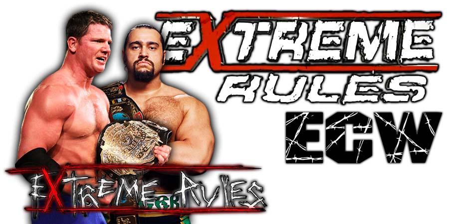 AJ Styles vs. Rusev Extreme Rules 2018