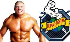 Brock Lesnar Former UFC Heavyweight Champion