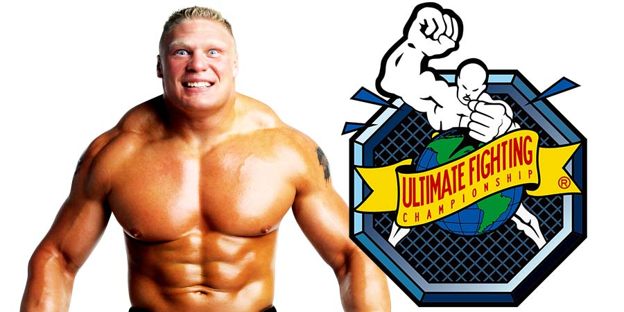 Brock Lesnar Former UFC Heavyweight Champion