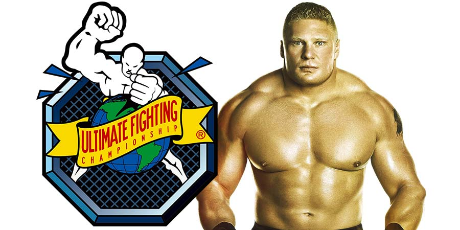Brock Lesnar UFC Fighter