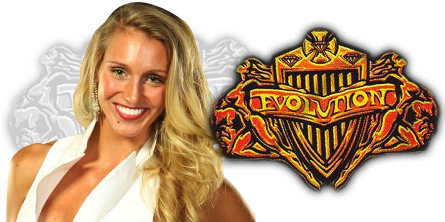 Charlotte Flair WWE Evolution 2018 PPV